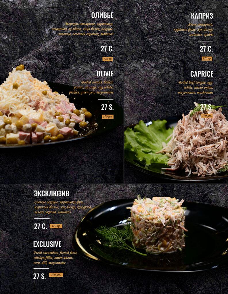 Salaty 7