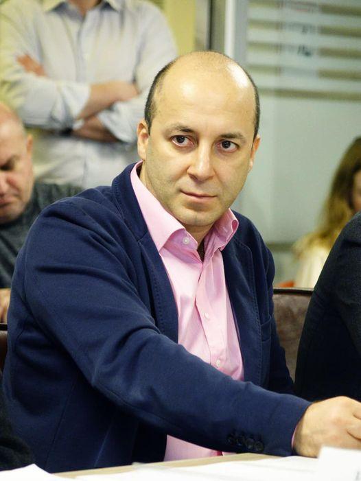 Сергей Миронов - основатель сети ресторанов Мясо&Рыба