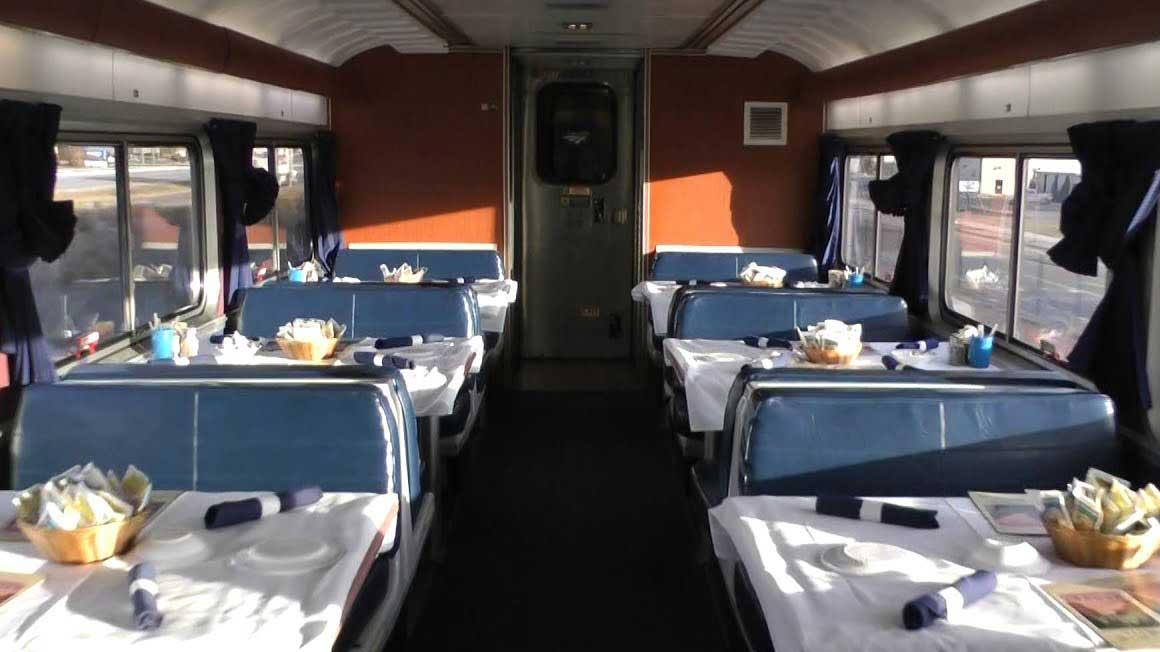 вагон-ресторан