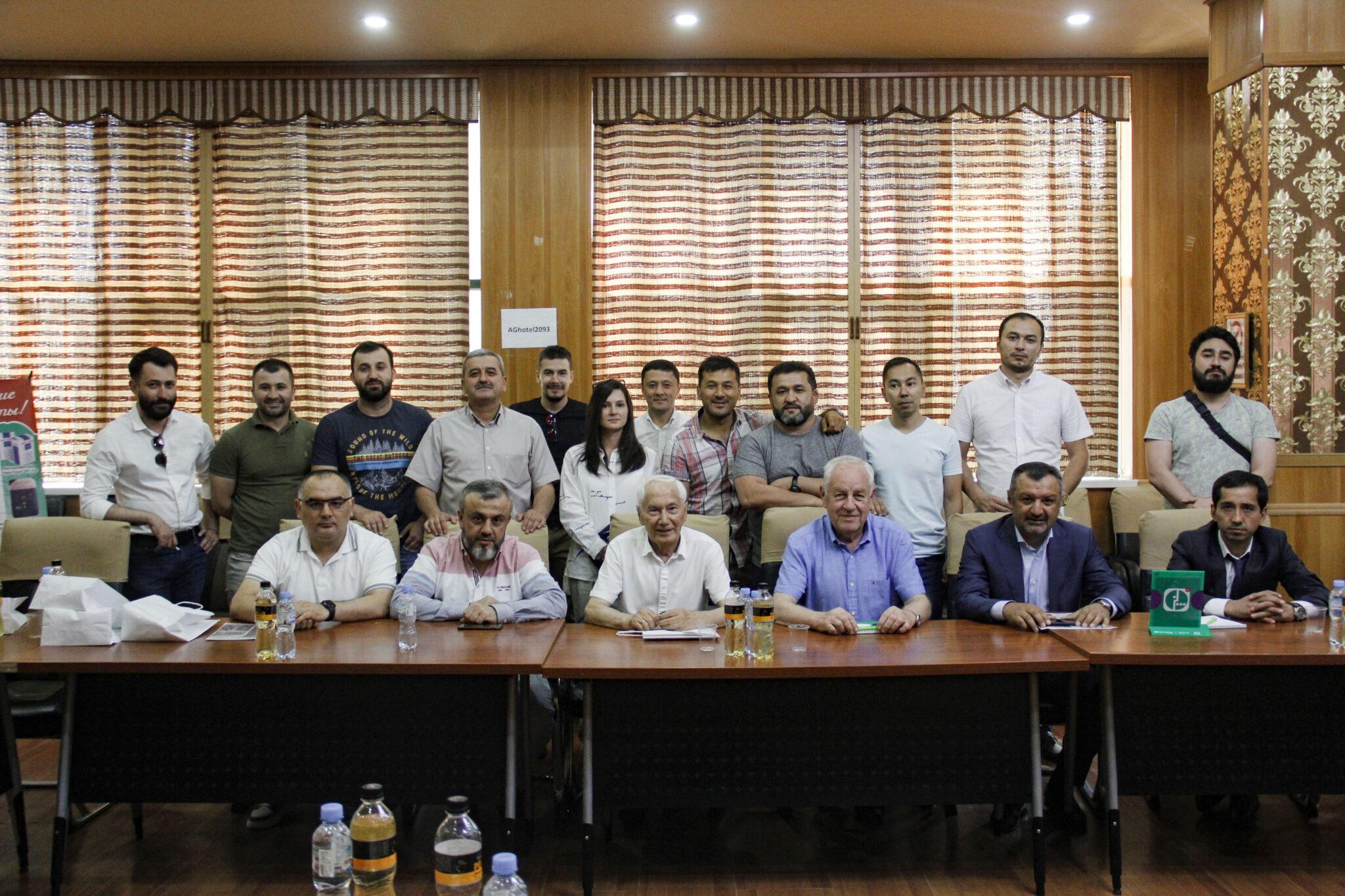 Форум Рестораторов Душанбе