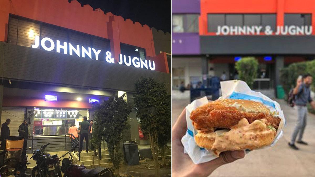 сети быстрого питания Johnny & Jugnu