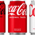 coca-cola new design