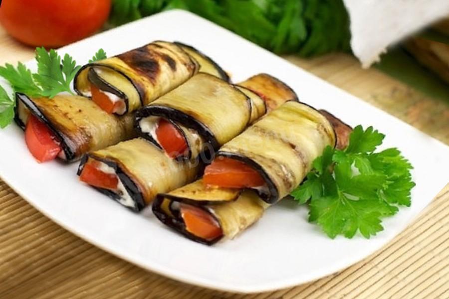 блюда из баклажана